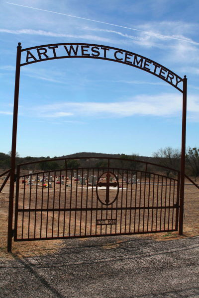 Art West Cemetery