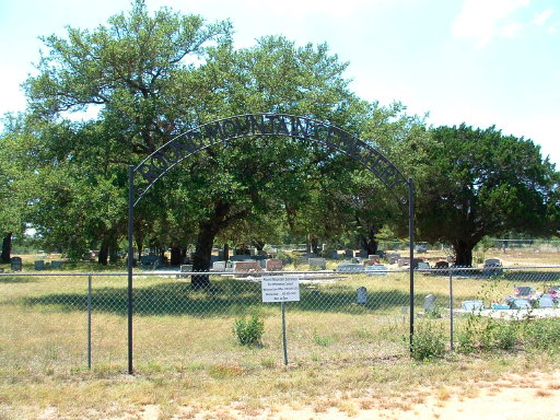 Round Mountain Cemetery