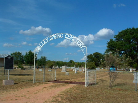 Valley Spring Cemetery
